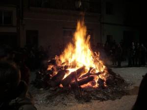 foguera a La Torre-qpr